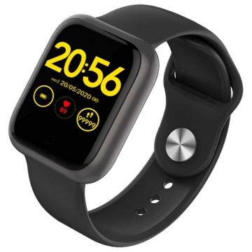 Часы-смарт Omthing E-Joy Smart Watch чёрные