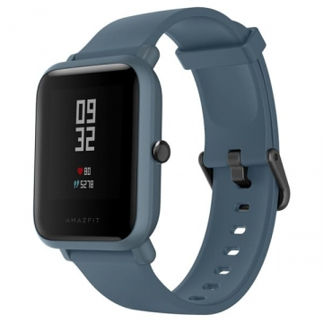 Часы-смарт Xiaomi Amazfit Bip Lite синие