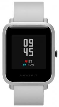 Часы-смарт Xiaomi Amazfit Bip S белые