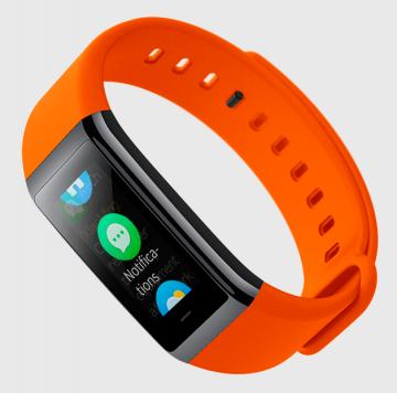 Smart часы (фитнес-браслет) Xiaomi Amazfit Cor красные