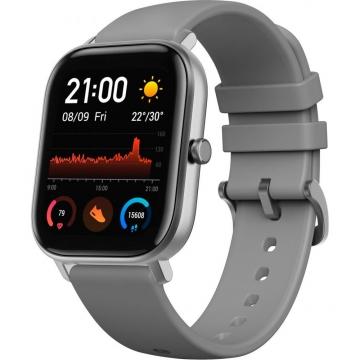 Часы-смарт Xiaomi Amazfit GTS серые