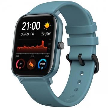 Часы-смарт Xiaomi Amazfit GTS голубые