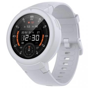 Часы-смарт Xiaomi Amazfit Verge Lite белые (A1818)
