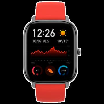 Часы-смарт Xiaomi Amazfit GTS оранжевые