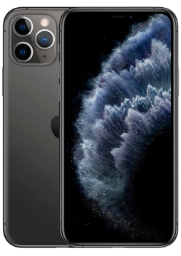 iPhone 11 Pro Max 64GB черный CDMA+VoLTE DualSim