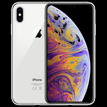 iPhone XS Max 64GB silver  CDMA+Volte