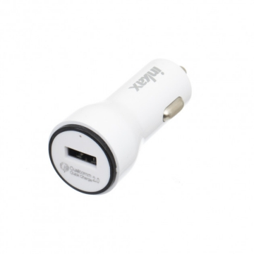 АЗУ Inkax CD-22 автомобильное зарядное устройство (1USB/2.1A max)