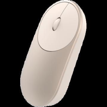 Мышка беспроводная Mi mouse золотая SKU HLK 4003