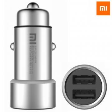 Автомобильное зарядное устройство Xiaomi Сar Сharger (SKU:GDS4048GL)