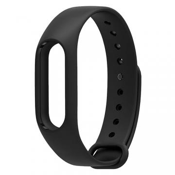 Ремешок для фитнес-браслета Xiaomi Mi Band3 черный