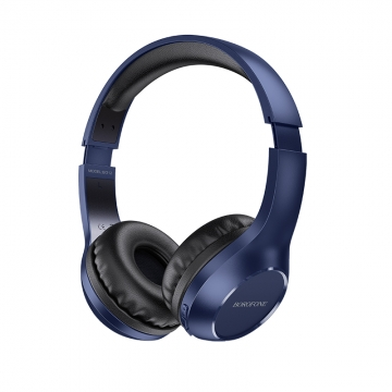 Наушники Borofone Bluetooth BO12 синий