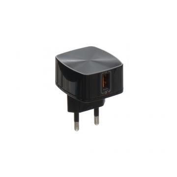 СЗУ блочок Remax Flinc RP-U114 (зарядное устройство 1 USB/3A)