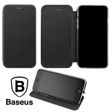 Чехол-книжка Baseus Premium Edge для Xiaomi Redmi Note 7 черная