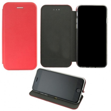 Чехол-книжка Elite Case для Xiaomi Redmi Note 7 красная