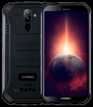 S40 Pro (4/64) NEW Black Volte only (не тестирован в IDC)
