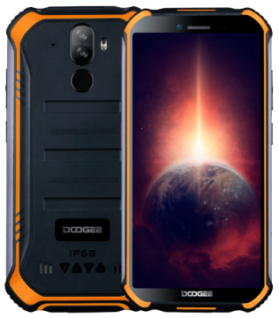 S40 Pro (4/64) NEW Orange Volte only (не тестирован в IDC)