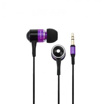 Наушники Awei ES-Q3 фиолетовый