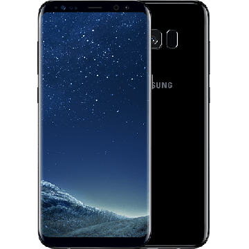 Galaxy S8+ (SM-G955U) black б/у RUIM