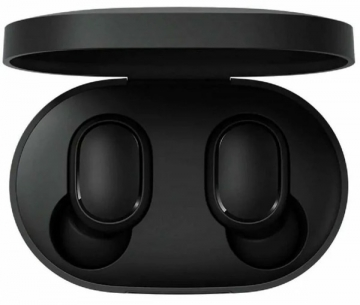 Наушники Mi True Wireless Earbuds Basic S черные