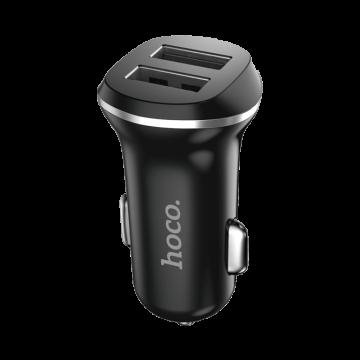 Автомобильное зарядное устройство HOCO Z1 (2USB/2.1A)