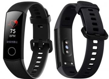 Фитнес-браслет Huawei Honor 4 черный