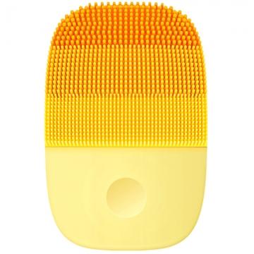 Аппарат для ультразвуковой чистки лица Inface Sonic MS2000-3 желтый