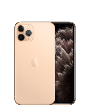 iPhone 11 Pro 256GB золотой CDMA+VoLTE DualSim