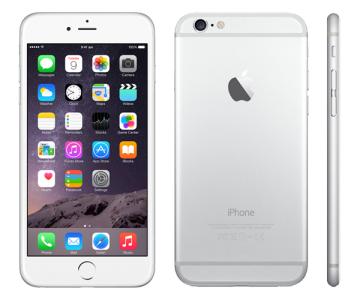iPhone 6S 16Gb silver CDMA+VoLTE