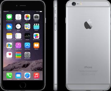 iPhone 6S 64Gb space gray б/у