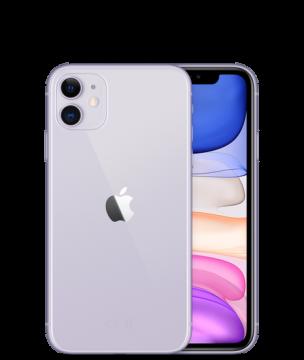 iPhone 11 128GB фиолетовый CDMA+VoLTE DualSim