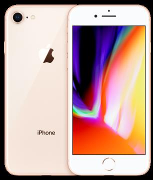 iPhone 8 64GB золотой CDMA+VoLTE