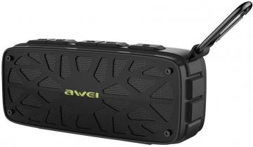 Колонка Bluetooth Awei Y330 черная