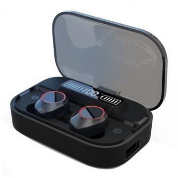 Наушники Bluetooth Kumi T9S Pro (TWS) чёрные