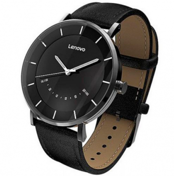 Часы Lenovo Watch S чёрные