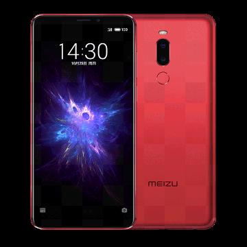 M8 Note (4/64) красный CDMA + VoLTE