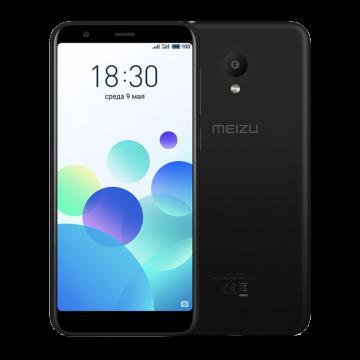 M8c (2/16GB) чёрный
