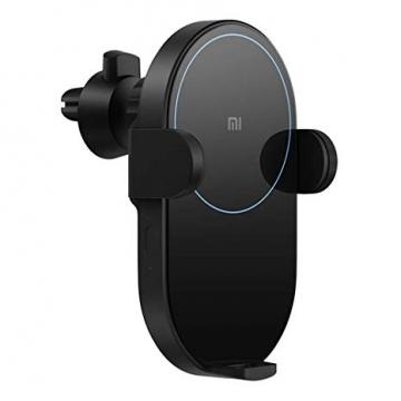 Беспроводное автомобильное зарядное устройство холдер Xiaomi 20W Wireless Car Charger