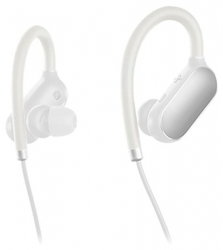 Наушники Bluetooth белые