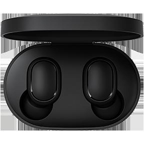 Наушники Mi True Wireless (bluetooth) Earbuds Basic черные