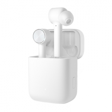 Наушники Xiaomi MI True Wireless Earphones (беспроводные) белые