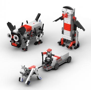 Игрушка Xiaomi Mi in Robot Builder