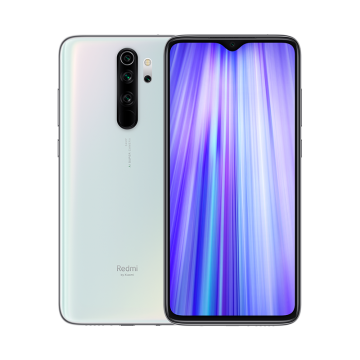 Redmi Note 8 Pro (6/128) белый VoLTE Only
