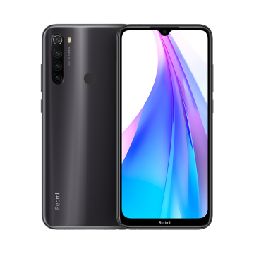 Redmi Note 8T (4/64) чёрный VoLTE Only