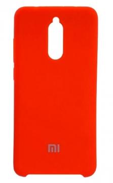 Чехол-накладка Original Case для Xiaomi Redmi 8 красный