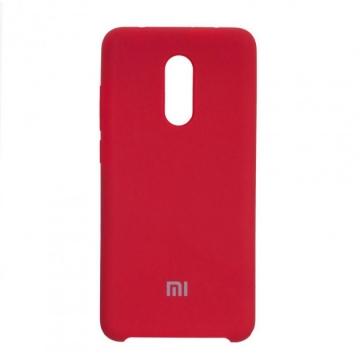 Чехол-накладка Original Case для Xiaomi Redmi 8a красный