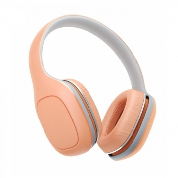 Наушники Xiaomi Headphones Comfort оранжевые