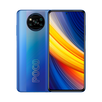 Poco X3 Pro (6/128) NEW Frost Blue (не тестирован в IDC)
