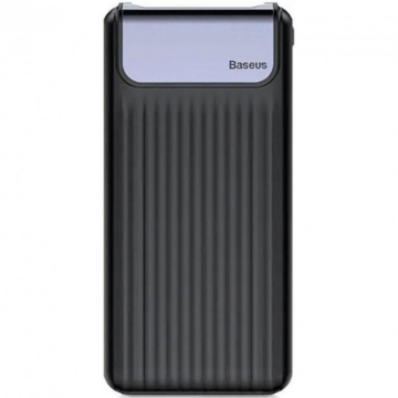 АКБ Power Bank Baseus Thin QC3.0 PPYZ-C 10000 mAh чёрный
