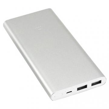 АКБ Power Bank Xiaomi 2 10000 mAh стальной SKU VXN4228CN
