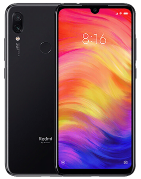 Redmi Note 7 (4/128) чёрный VoLTE